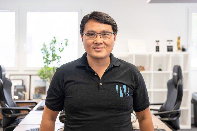 Meet Tuyen, CEO - Nahimic