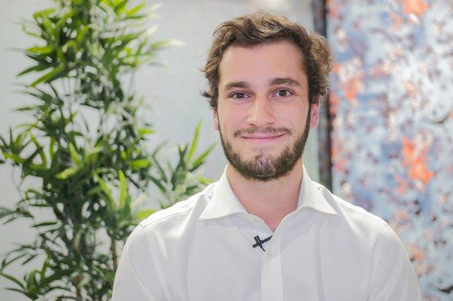 Rencontrez Paul, stagiaire d'Upward Data - Upward