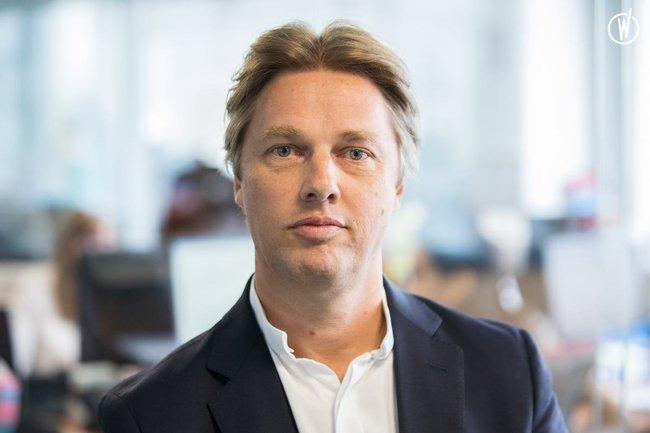 Rencontrez Charles-Edouard, Directeur Associé - Sogedev