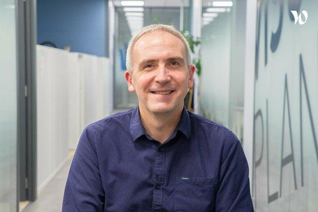 Rencontrez Thierry, Directeur technique - Stilog IST