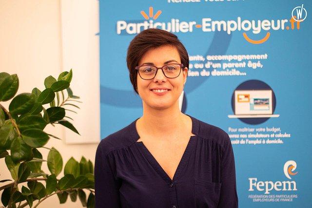 Rencontrez Stéphanie, Animatrice Régionale pour le Réseau Particulier Emploi - FEPEM, FEdération des Particuliers EMployeurs de France