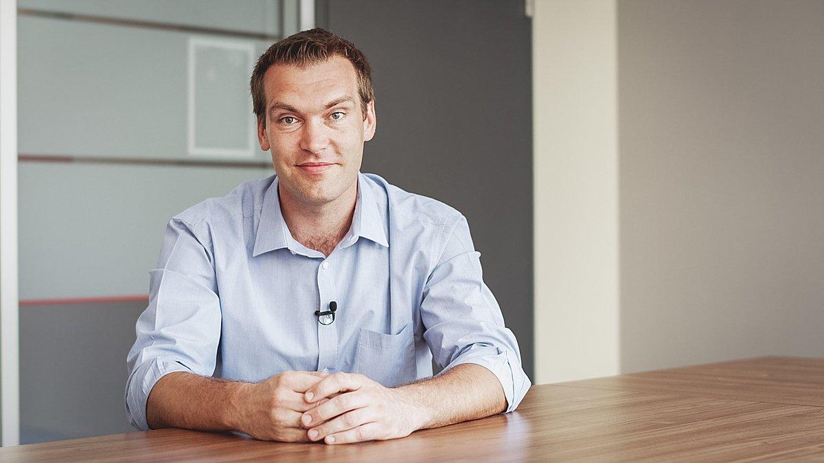Meet Ondřej Hlavička, Country Director - Edwards Lifesciences