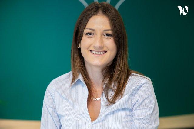 Rencontrez Céline Miralles, coordinatrice commerciale - INTERIALE