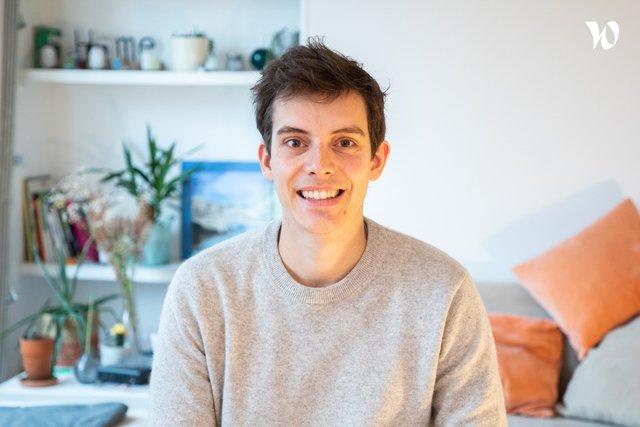 Rencontrez Jean, CEO - Galadrim