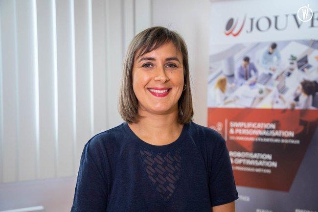 Rencontrez Mélanie, Manager IT - Jouve