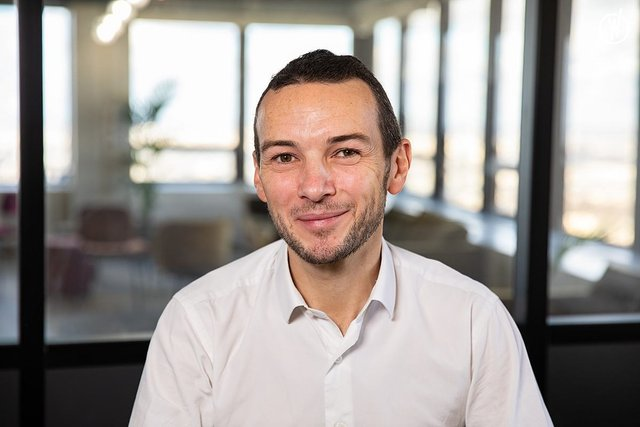 Rencontrez Cédric, Head of Sales - Moonshot-Internet