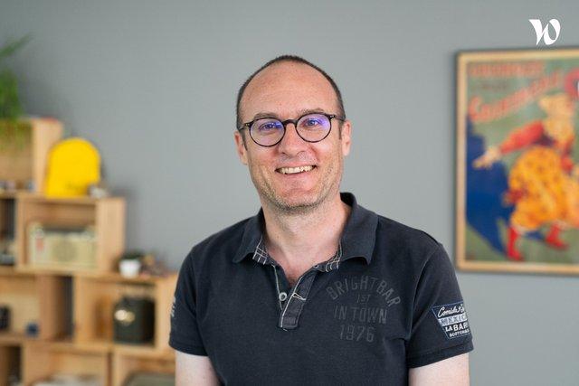 Rencontrez Simon, Co-fondateur - Fermes en vie