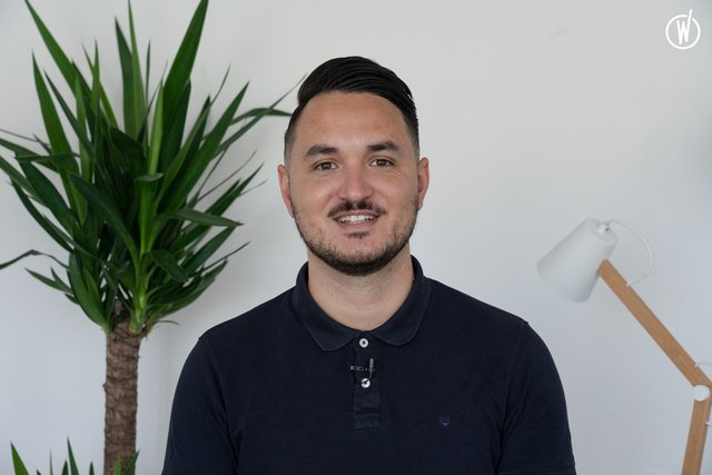 Rencontrez Pierre, Account Manager - MagicPallet