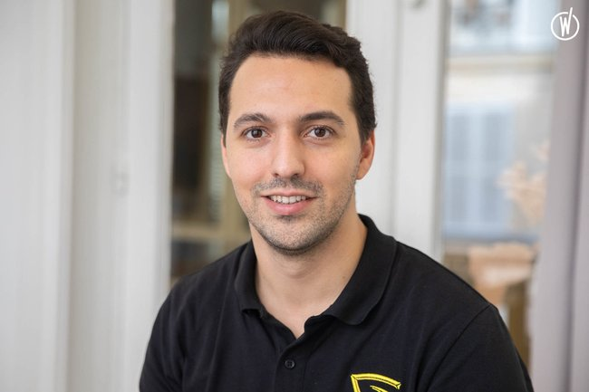 Rencontrez Dan, CEO & Co-Founder - Gimbl