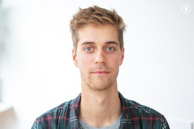 Rencontrez Thomas, Développeur Front - TastyCloud