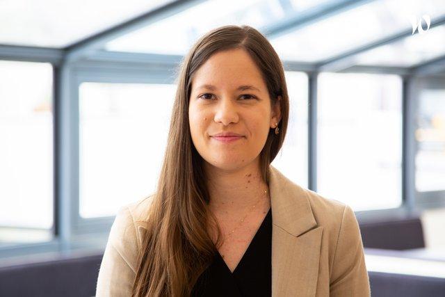 Rencontrez Aude, Business Manager - mc2i