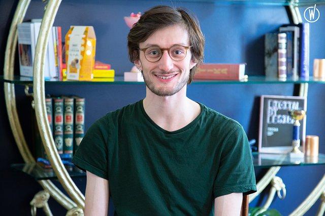 Rencontrez Thomas, Consultant - Pathfinder