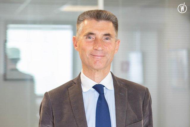 Rencontrez Laurent, Président Directeur Général  - Syrtals
