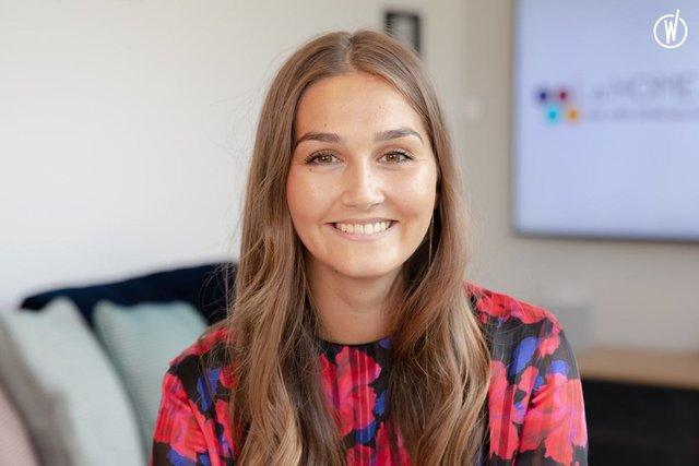 Rencontrez Anna, Responsable d'agence chez ADELIUS - La Home Sweet Company
