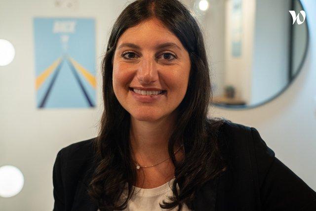 Rencontrez Leah, Coach Manager - Acasi