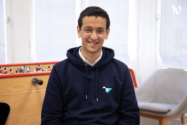 Rencontrez Hamza, Customer Experience Executive - Pelico