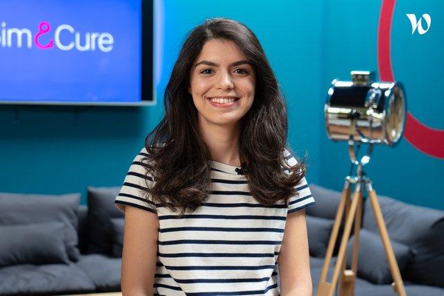 Rencontrez Sonia, Data Scientist - Sim&Cure