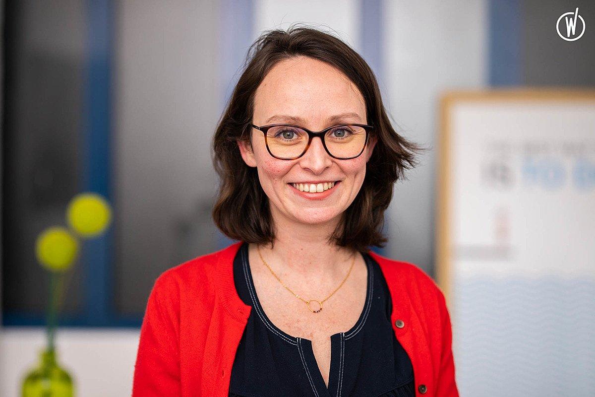 Rencontrez Emilie, Directrice pédagogique - Learn Assembly