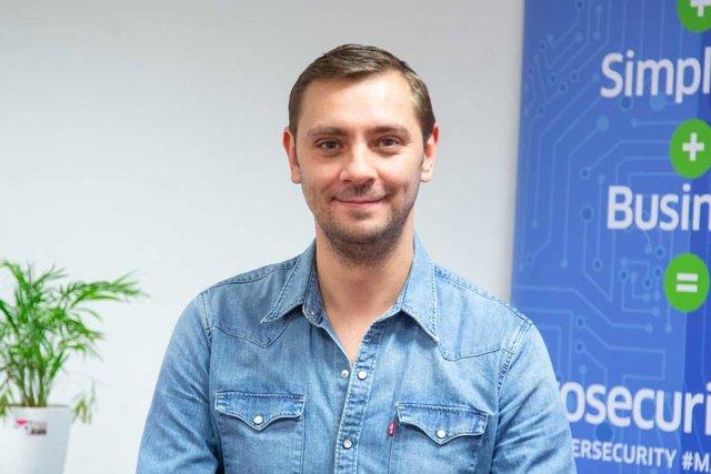 Rencontrez Jorge, Co-fondateur - OGO SECURITY