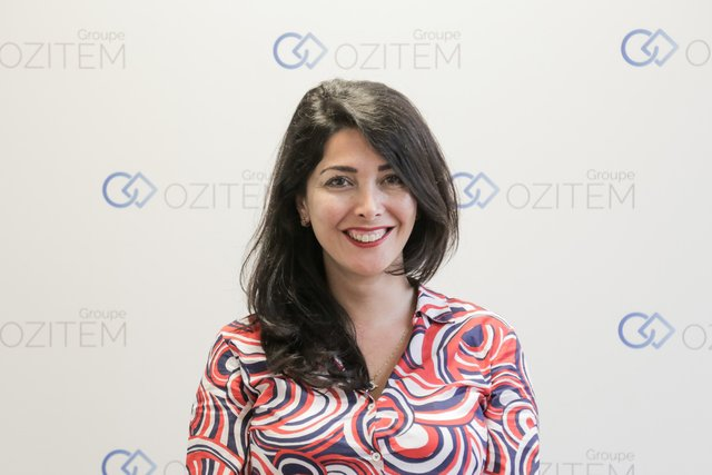 Rencontrez Suzan, Key Account Manager - OZITEM