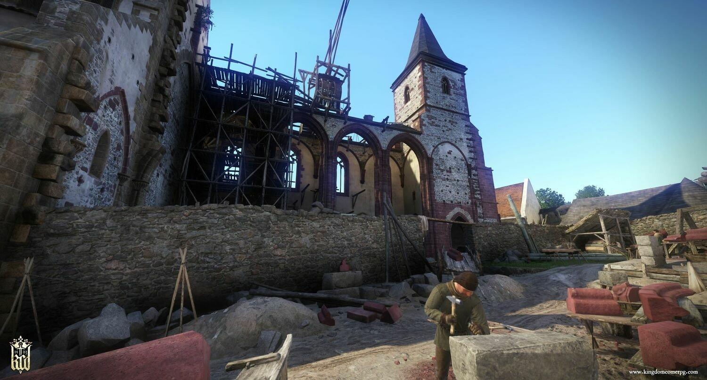 Co dělá herní level designér z Warhorse Studios?