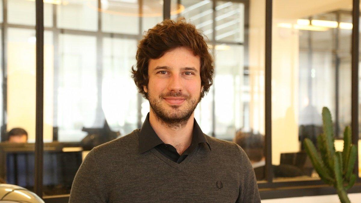Rencontrez Guillaume, CEO   - KAIROS
