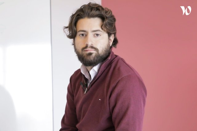 Rencontrez Julian, CEO - Dametis