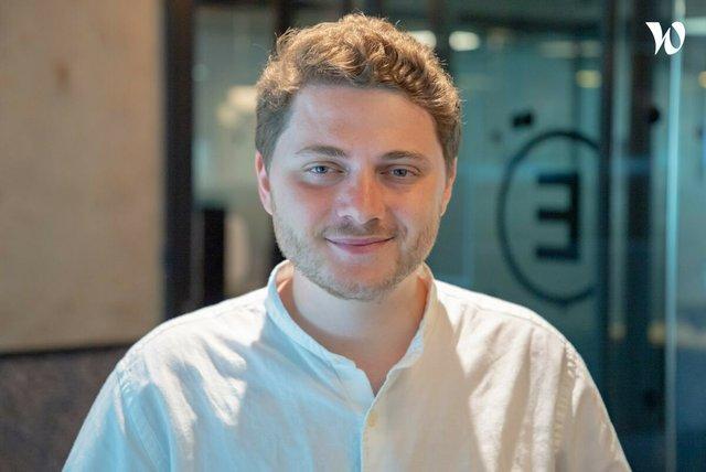 Rencontrez Martin, Entrepreneur in residence - Wefound