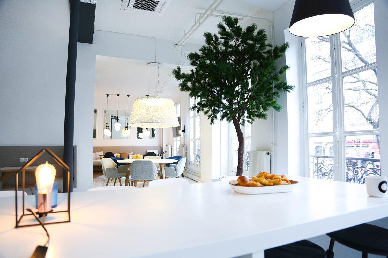 Les bureaux de Moore, l'agence design d'espaces de travail !