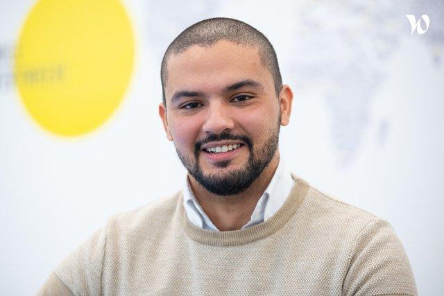 Rencontrez Hamza, Fullfilment & Transport Manager - Supply chain - IZIPIZI