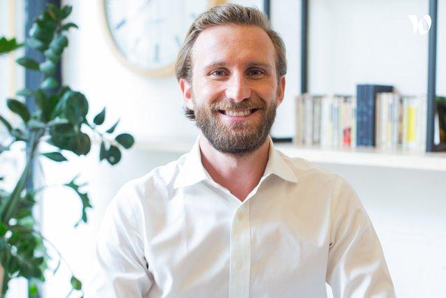 Rencontrez Benjamin, CEO - SWOOPIN