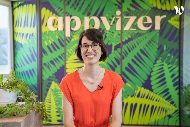 Rencontrez Maëlys, Growth Manager France - Appvizer