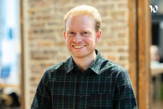 Meet Liam, Lead Data Scientist - Powder