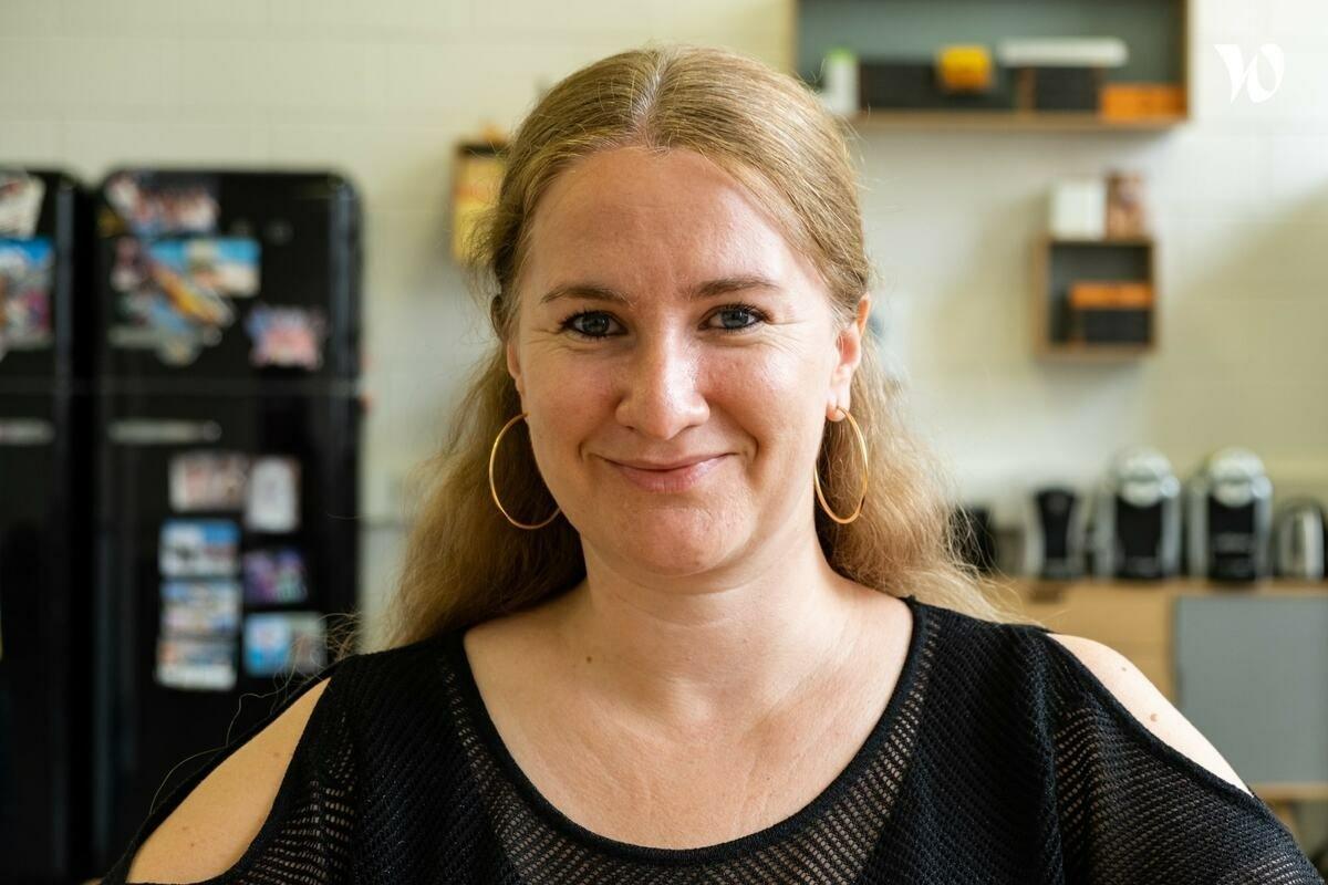 Rencontrez Elodie, Directrice de production - Digital Prod