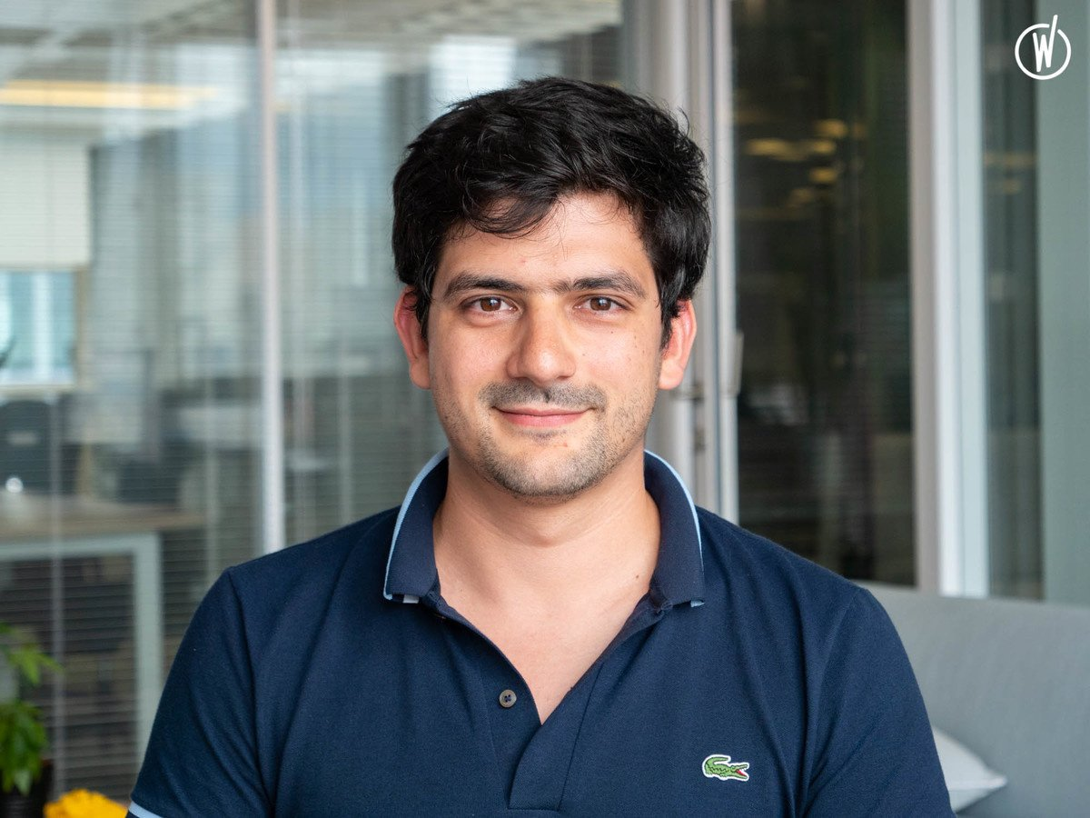 Meet Henri, Hardware & Data Management Team Leader - DNA Script