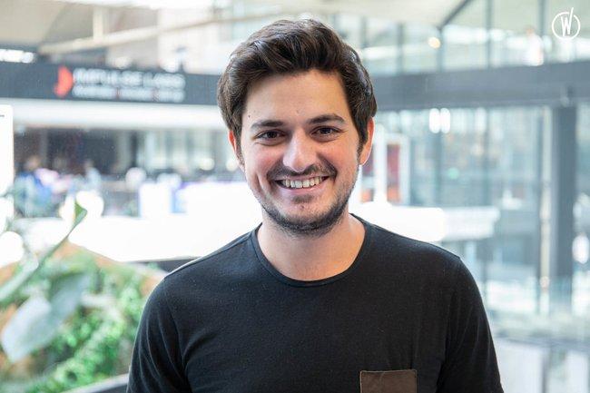 Rencontrez Ygal, Développeur - AdAlong