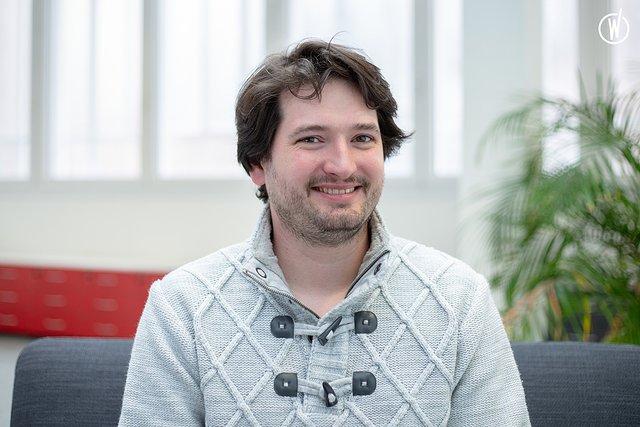 Rencontrez Julien, CTO - GYROLIFT