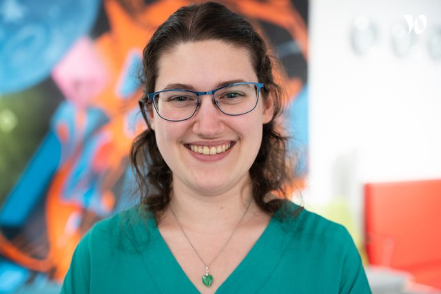 Rencontrez Cécile, Full Stack Developer - PriceHubble