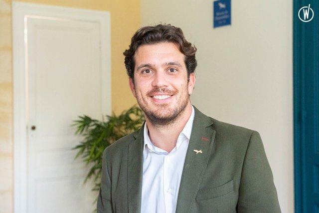 Rencontrez Benjamin Salah, Directeur Général - Bourse de l'Immobilier