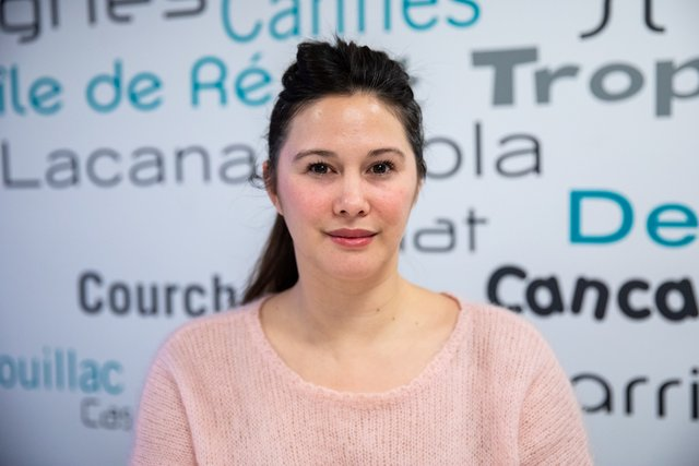Rencontrez Aurore, Acheteur Manager - Groupe TRAVELFACTORY