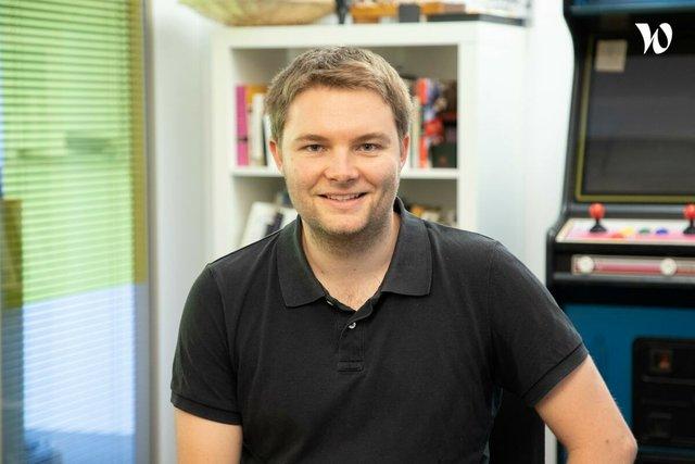 Rencontrez Steven, CTO - Dessia Technologies