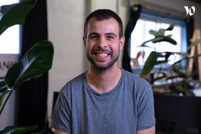 Rencontrez Martin, Co-Fondateur - Designer et responsable production - Mekanika