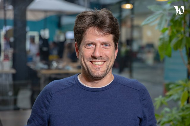 Rencontrez Benjamin, Développeur Web Senior - RINGOVER GROUP