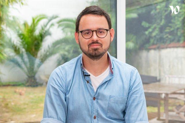 Rencontrez Maxime, Directeur scientifique - KOCLIKO