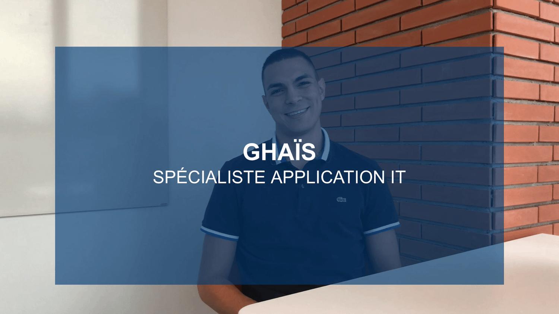 Ghais, Spécialiste IT applications  - bioMérieux