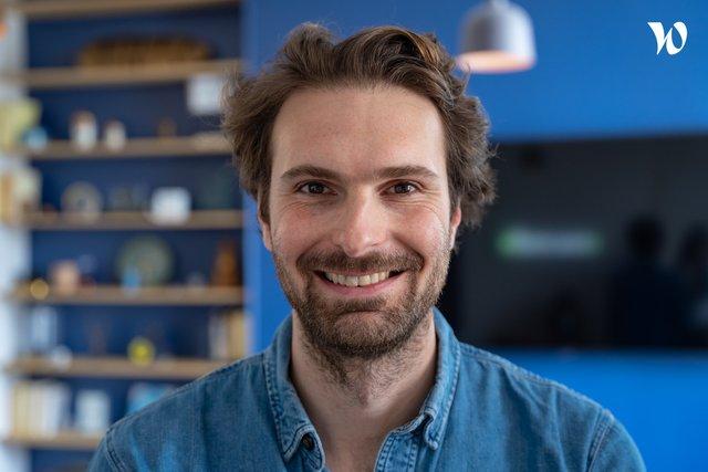 Rencontrez Aurélien, Président Fondateur  - homeloop