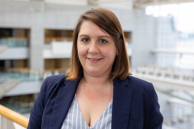 Rencontrez Camille, cheffe de section expertise et analyse - Ministère de l'Intérieur