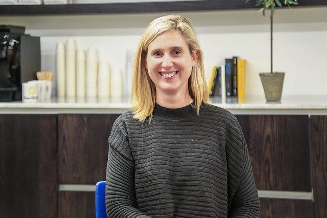 Rencontrez Lorna, Senior Lead Generation Manager - Storefront