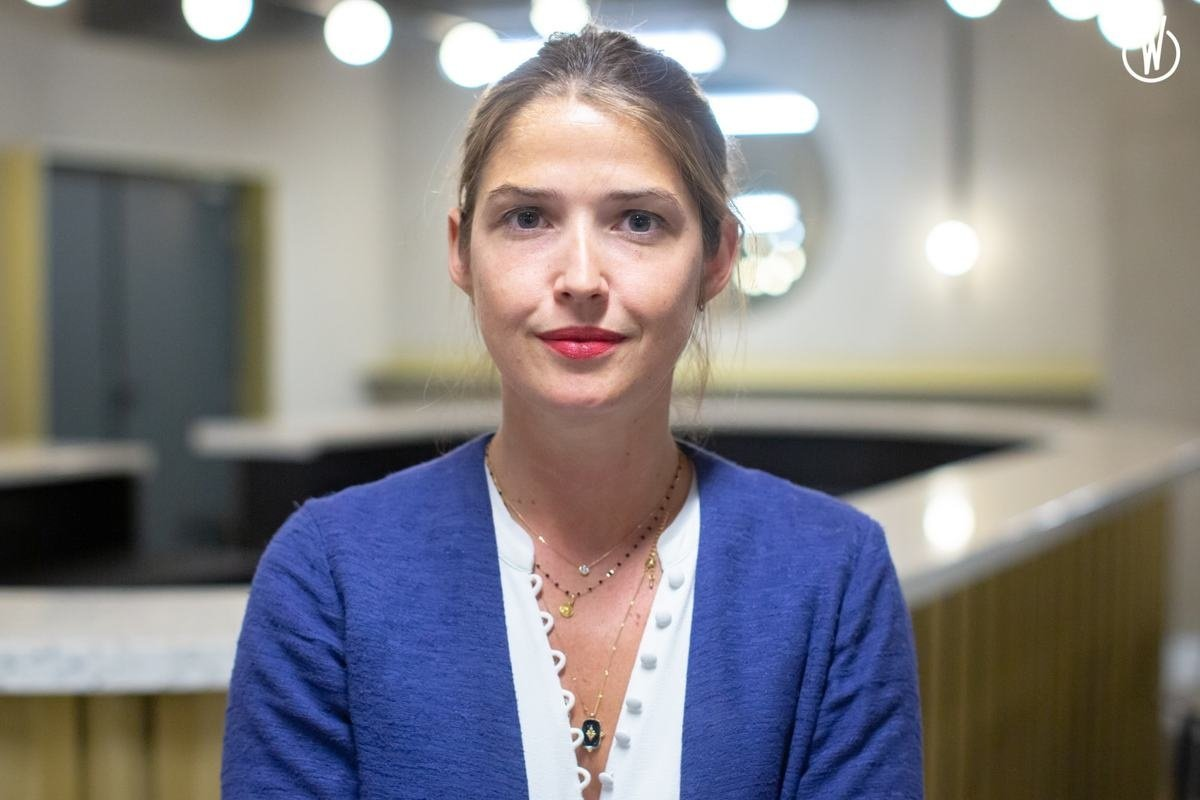 Rencontrez Ariane, CPO:CMO - Ticketac