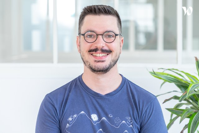 Rencontrez Guillaume, Senior Fullstack Developer - Graneet
